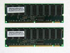 512MB  2X256MB MEM 32X72 168 PIN PC100 8NS 3.3V ECC REG SDRAM DIMM