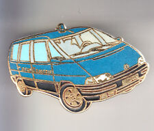 RARE PINS PIN'S .. GENDARMERIE AUTO CAR ESPACE RENAULT OR EMAIL ~B6