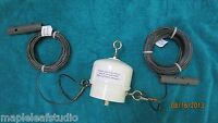 Off Center Fed Dipole/ Windom Antenna   *** 80-6 Meters  *** Rated at 1 KW PEP