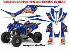 AMR RACING DEKOR GRAPHIC KIT ATV YAMAHA RAPTOR 250/350/660/700 VEGAS BALLER B