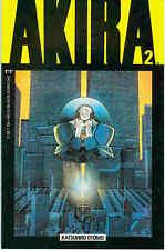 Akira # 2 (Katsuhiro Otomo, 68 pgs.) (Estados Unidos, 1988)