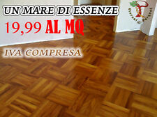 PARQUET MOSAICO INDUSTRIALE PRIMA SC.  19,90MQ IVA.COM