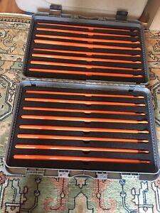 Boddingtons Electrical 1000V Insulated VDE Open End 16pcs Spanner set