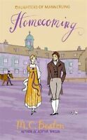 Homecoming (The Daughters of Mannerling Series), Beaton, M.C., Very Good Book