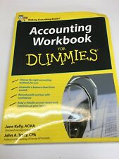 Accounting Workbook for Dummies - Jane Kelly, John A Tracy