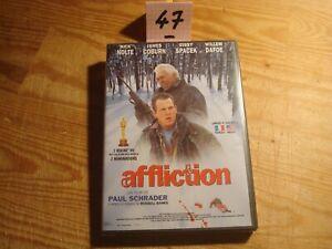 DVD :  Affliction    James Coburn   Policier - Thriller//  Neuf