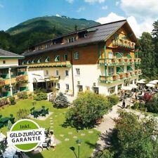 8 Tage Urlaub direkt am Wolfgangsee 4* Hotel Försterhof inkl. HP Salzkammergut