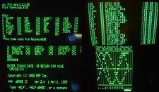 Sharp MZ-80B CP/M System/bootdisk 5 DISKS. Monitor, Basic, dBase II, CPM OS,etc.