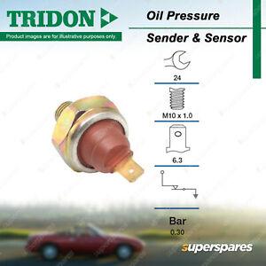 Tridon Oil Pressure Light Switch for Seat Cordoba Ibiza Cupra Sport Toledo