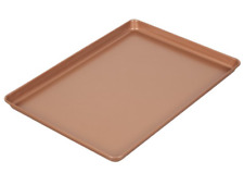 Nonstick Copper Cookie Baking Sheet Pan 10x7.25 *10 Year Warranty* Toaster Oven