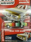 Auto World Vintage Muscle 1965 Plymouth Barracuda (color swatch): limited 1/2500