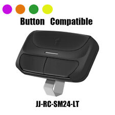 Liftmaster/Chamberlain 2Button Remote Control Compatible Green/Yellow/Red/Purple