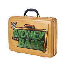 WWE MONEY IN THE BANK COMMEMORATIVE REPLICA BRIEFCASE OFFICIAL NEW