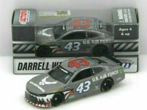 2020 DARRELL BUBBA WALLACE JR #43 AIR FORCE WARTHOG 1/64 DIECAST NEW