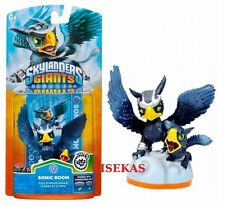 Skylanders Giants SONIC BOOM Figure Card Sticker Web Code 2012 NEW