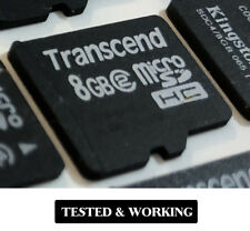 8gb Micro Sd card memory