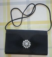 Pretty Black Ladies Handbag