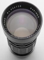 Hanimex Tele-Lens 180mm 180 mm 1:3.5 3.5 - M42 Anschluss