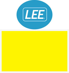 """Lee Filters - Filter Sheets - 21x24"""" (0.61x0.53m) - For professional Photography"""