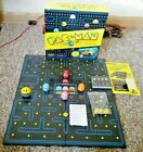 Pac-Man Board Game With Authentic Arcade Sounds 80's Retro Pac Man Ghosts Pacman