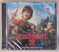 How to train your dragon 2 CD John Powell 2014