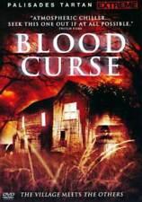 Blood Curse (DVD, 2011)