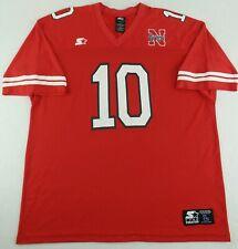 Vintage Starter Ncaa Nebraska H 00004000 uskers Football Jersey Size Mens Large L