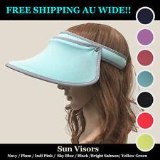 Cotton Visor Hats for Women