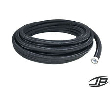 6 An Black Nylon Ptfe Braided Stainless Steel Hose E85 Quality Sold Per Foot