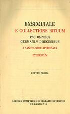 Exsequiale e collectione rituum Germaniae Dioecesibus, RDT-output St. Bruce'61
