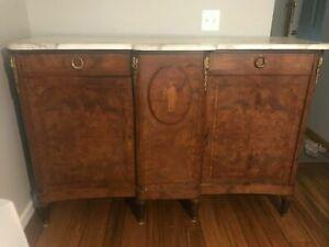 Antique Furniture Louis XVI Sideboard Buffet