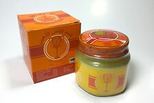 Thai Golden Cup Balm Herbal Relief Muscular Pain Headache Insects Bite 50g.