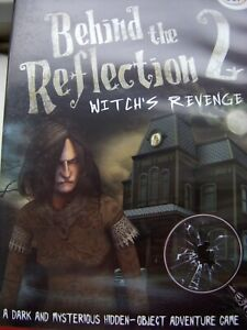 BEHIND THE REFLECTION 2---WITCH'S REVENGE---HIDDEN OBJECT--PC CD-FREE POST--MINT