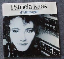 Patricia Kaas, d'Allemagne / Chicanos, SP - 45 tours