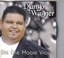 Django Wagner-Die Ene Mooie Vrouw cd single