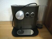 Delonghi Nespresso Kapselmaschine, Expert EN350 G, Braun.