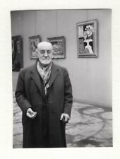 BRASSAI PORTRAIT OF HENRI MATISSE SIGNED LETTER GREAT!
