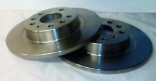 2 Rear Brake Discs Ford Probe MkII Mazda 626 MX-6 Xedos 6