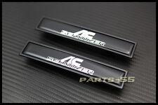 NEW BLACK AC ACS SIDE DOOR DECAL BADGES EMBLEM FOR BMW M3 M5 E36 E39 E46