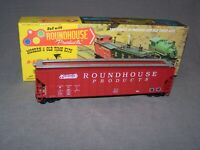 ROUNDHOUSE - HO - ROUNDHOUSE - 50' 3 Bay Covered Hopper - MDC 1992
