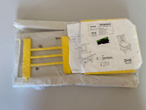 IKEA Children's Chair Yellow 0213