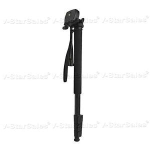 """Bower 72"""" Monopod For Nikon D3100 D3200 D5100 D5200 D7000 D7100 D600 D800 D700"""
