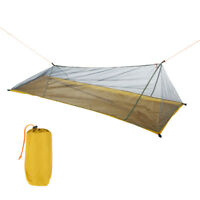 Lixada Camping Tent Ultralight Mesh Tent Mosquito Insect Bug Repellent Net O5P0