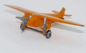Scarce 1930's C.A.W. Ford TriMotor. Toy Airplane