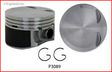 Enginetech P3089(4)100 Engine Piston Set