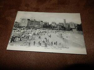 Early ELD Carte Postale -nice beach scene - Dinard - Cote d'Emeraude