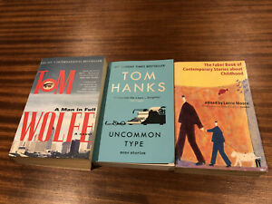 American Fiction Books X 3