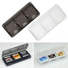 6in1 Aufbewahrung Spielebox Schutzhülle Game Case für Nintendo 3DS XL LL DS Lite