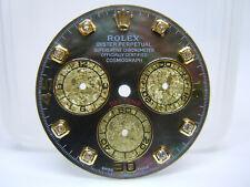 Black MOP Dial for Rolex Daytona Cal 4130