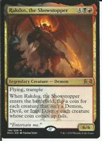 Showstopper Demons Imps Devils (Rakdos):Custom Magic MTG Commander 100 Card Deck